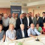 Operation Protective Edge Solidarity Mission