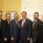 7_23_14_Leon Goldenberg in DC with Agudath 2