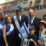 Local Assembly members Celebrate Israel