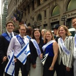 Assembly members and other politicians support Israel