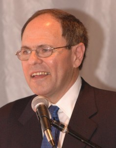 Dani Dayan, Consul General of Israel in New York.