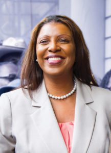 Public Advocate for the City of New York, Letitia James