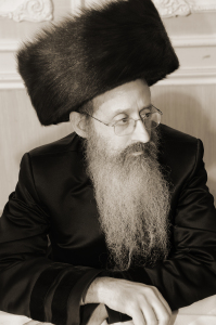 Rabbi BenZion Twerski, Ph.D.