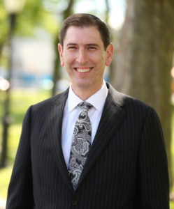 Chaim Deutsch is the NYC Council member for District 48
