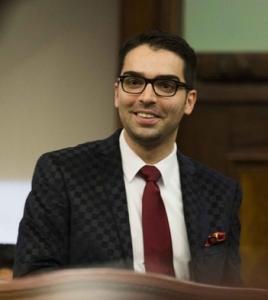 Councilman Eric Ulrich