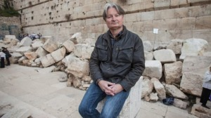 Archeologist Shimon Gibson