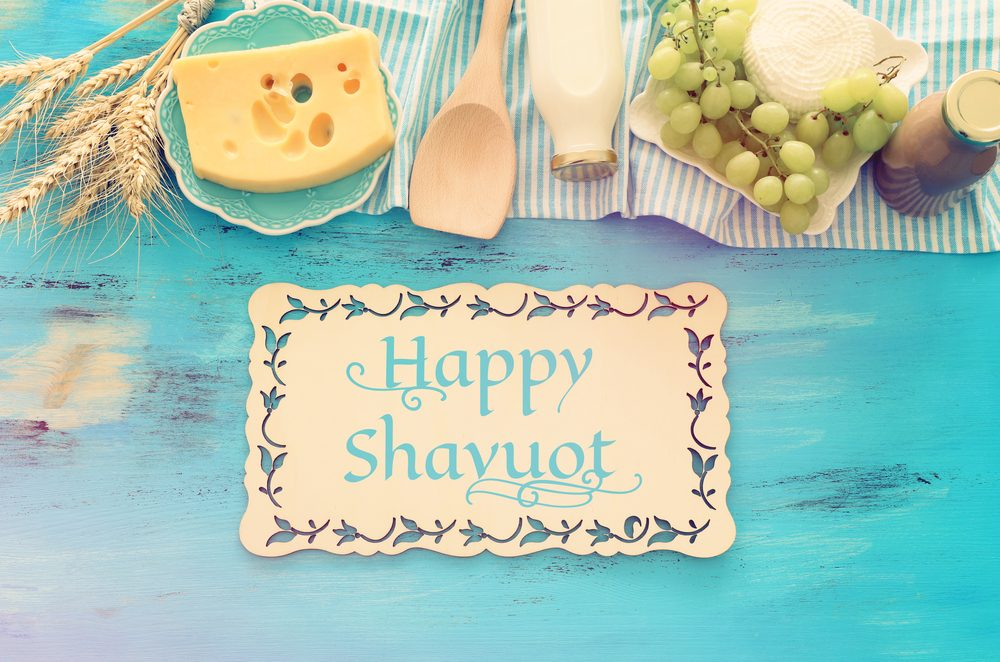 happy shavuos