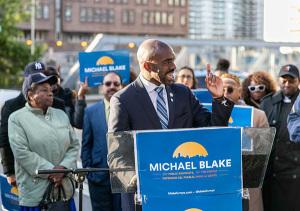 Assemblyman Michael Blake