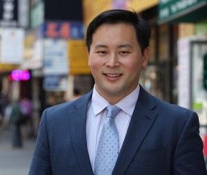 Assembly member Ron Kim