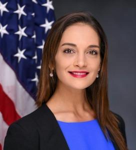 NY State Senator Julia Salazar